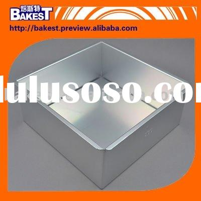 2011 newly best sell bake ware aluminum cake mold HD-4
