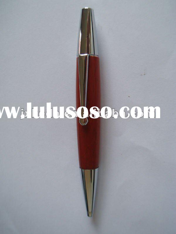 2012 Exotic Wood Ballpoint Pens Personalized Just For You