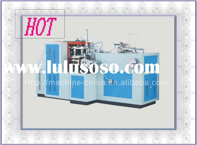 2012 NEW JBZ-A12 Automatic Single pe hot drink paper cup forming machine (60ml~330ml) (10% paper sav