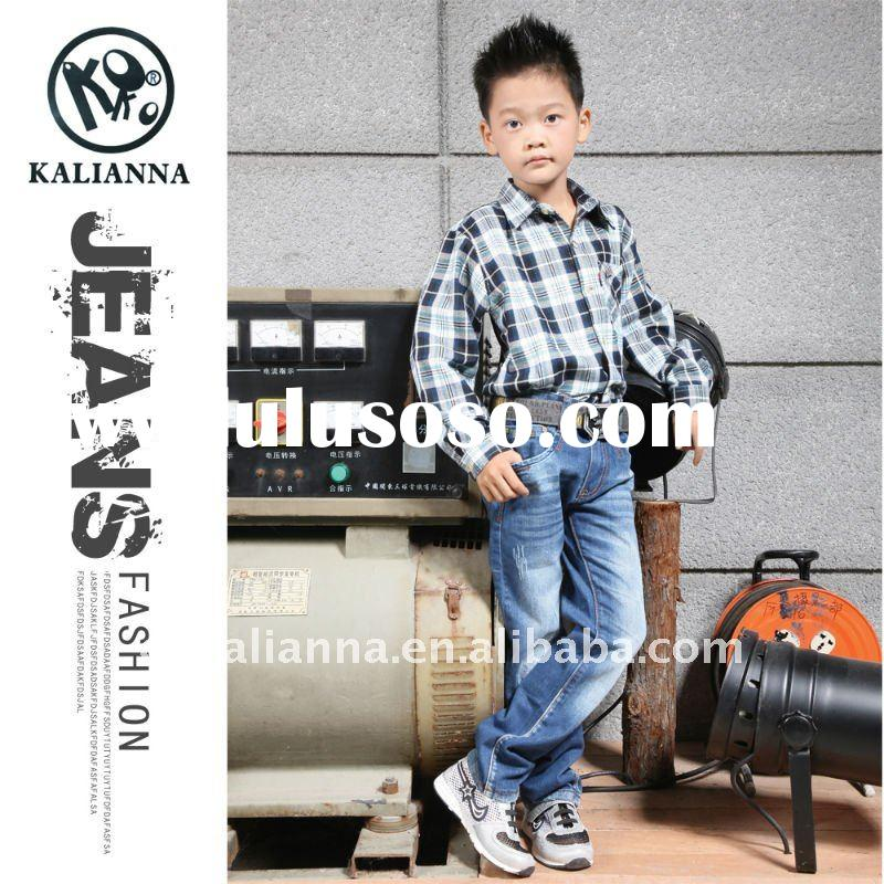 2012 children clothing boys jeans km-1#