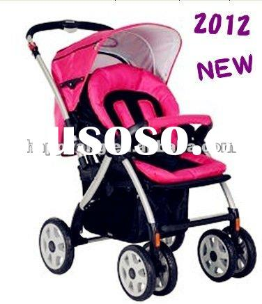 2012 Graco Baby Doll Stroller With Car Seat Pushchairs And 3 Wheel