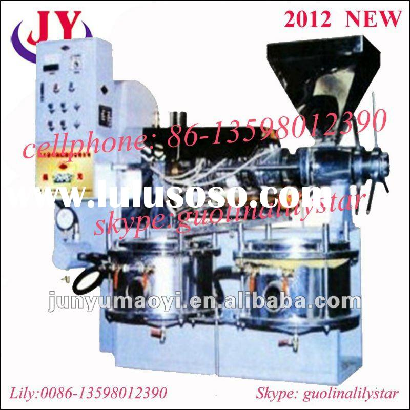2012 new Home Use Small Style Olive Oil Press Machine