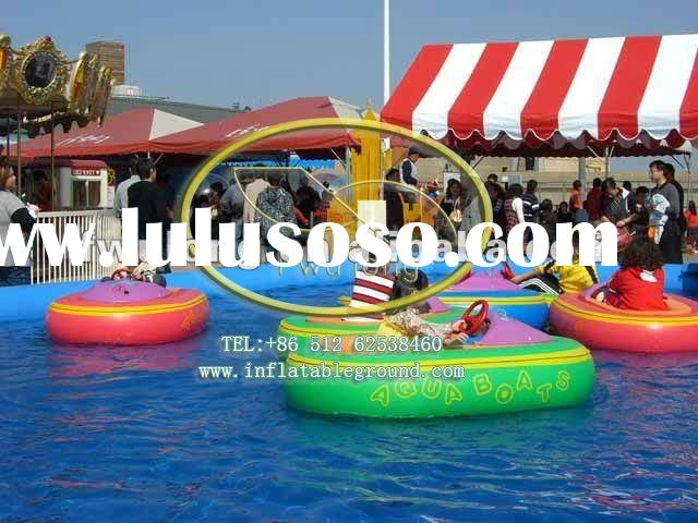 2012 new bumper boat, aqua boat used boats for sale