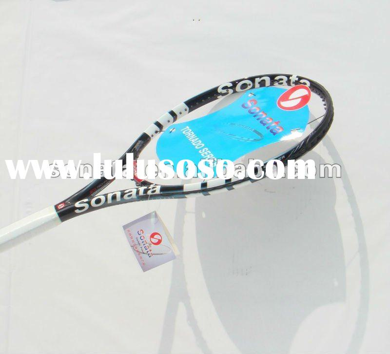 2012 new composite graphite tennis racket with 100% carbon fiber