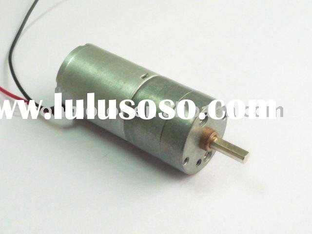 24V Dc Micro Gear Motor, Electric Gearbox Motor