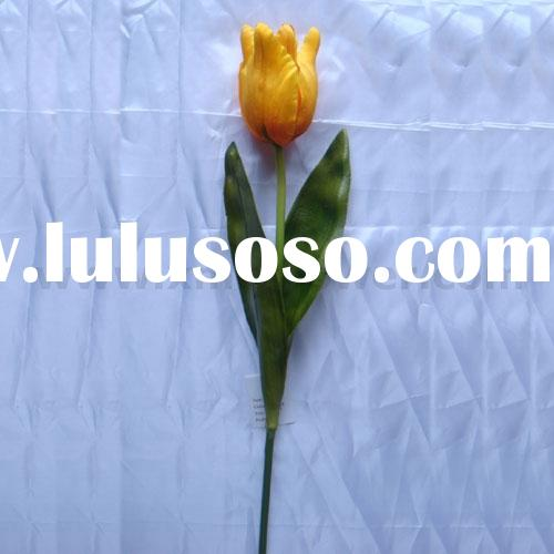 "28"" Decoration Artificial Single Stem Tulip Flower"
