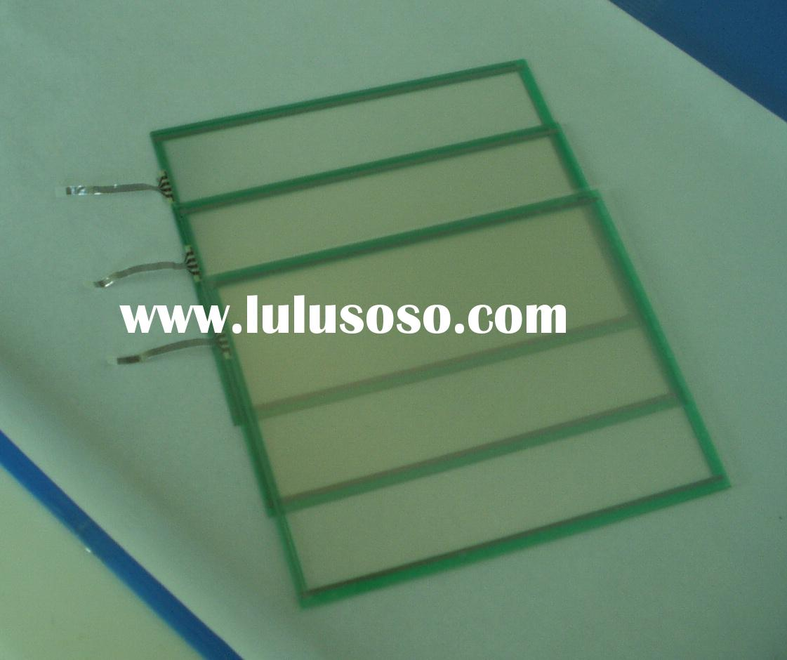 2.5-4.0 inch 4-wire Resistive Touch Panel(Touch screen)
