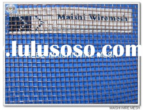 2mesh-400mesh stainless steel wire mesh manufacturer
