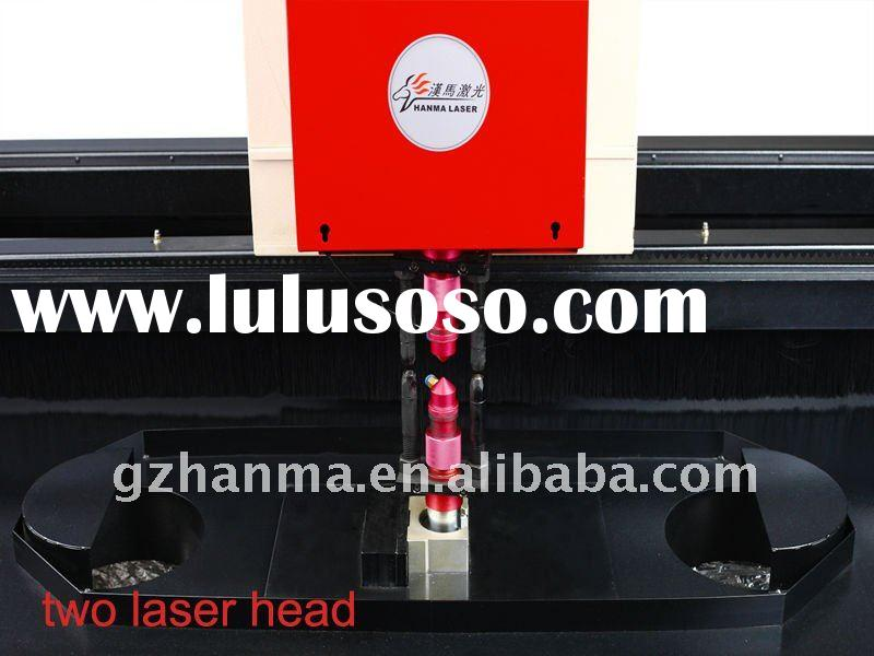 300w Die board Laser Cutting Machine for Packaging Industry/Template Carton Die Board Laser Cutting