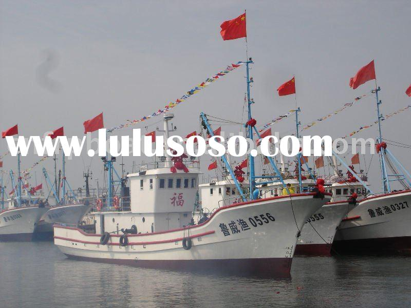 31.8m FRP fishing trawler