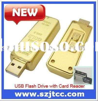 32GB USB Flash Drive with Smart Card Reader