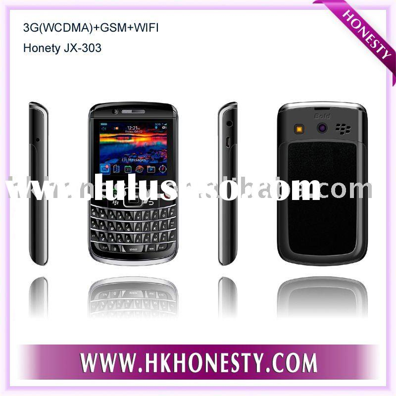 3G mobile phone with WIFI Honesty JX-303