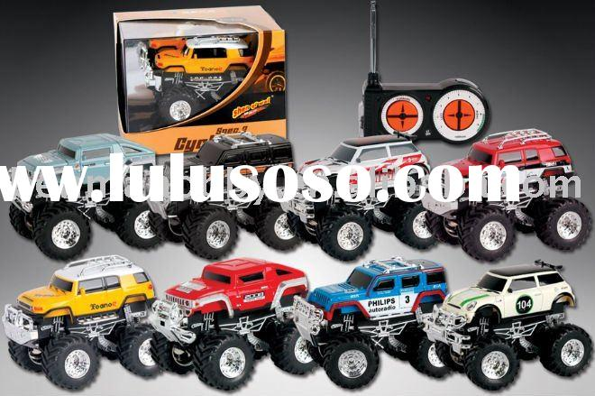 5CH RC Mini Car / RC Hummer / RC Toy / New Style 2011