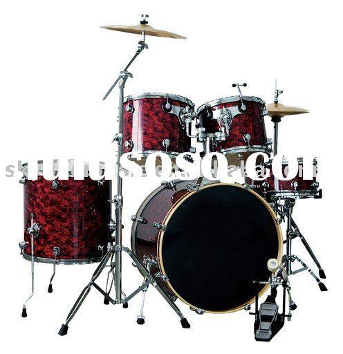 5-pcs jazz drum set