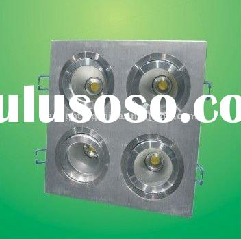 60W High Power LED Down Light / LED Hotel Lamp