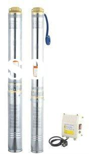 75QJ series deep well submersible water pump