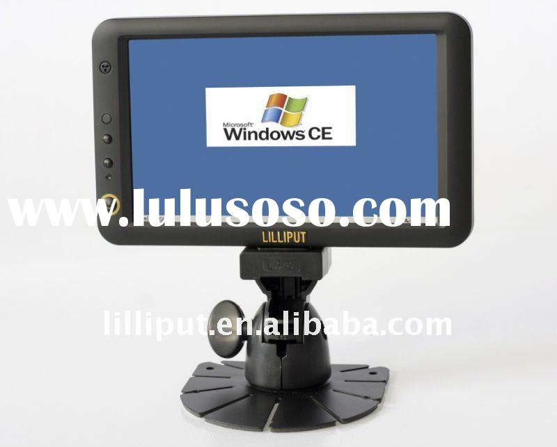 "7"" Touch Screen Lcd Industrial Panel PC WinCE 5.0"