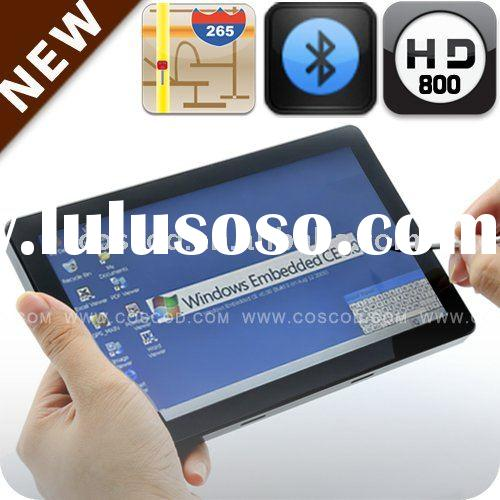 7 inch gps car navigation with bluttooth