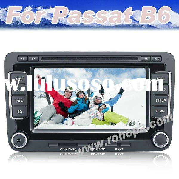 7inch auto radio vw golf gti dvd player gps with Canbus RDS TV Bluetooth