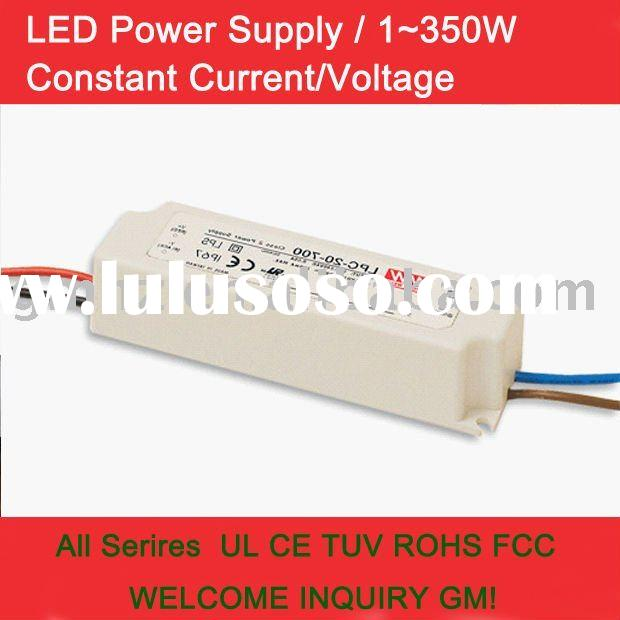 AC DC Waterproof power supply LED Driver 12v dc
