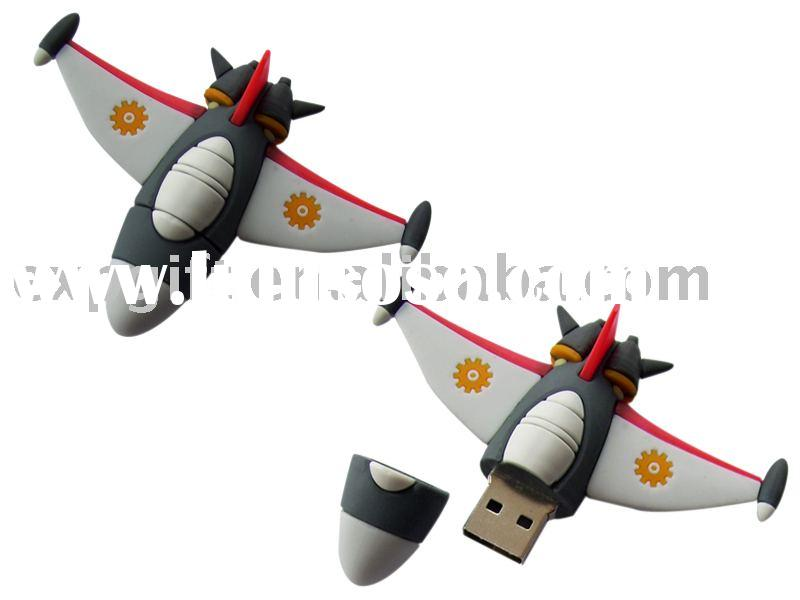 Airplane / Jet / Airline Shape USB flash drive / USB flash disk