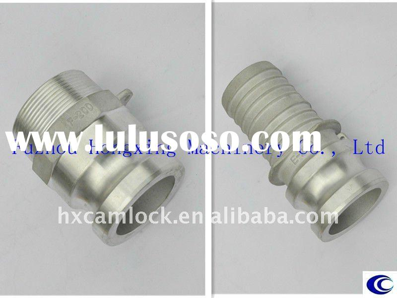 Aluminium quick connect air fittings