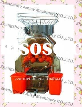 Auto Electric Orange Juicer machine/Orange juice Extractor