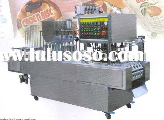Automatic Cup filling and sealing machines(ISO9001:2000) Hot sale of our company