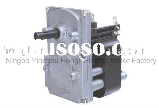 BBQ Oven motor/shade pole speed reducer motor