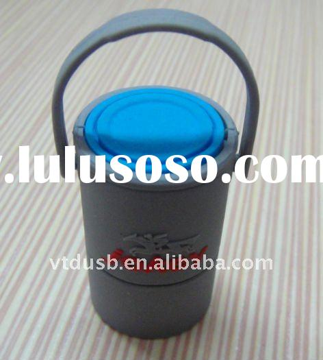 Barrel shape usb flash drive, Bucket shape pen drives, 3D pvc usb drive