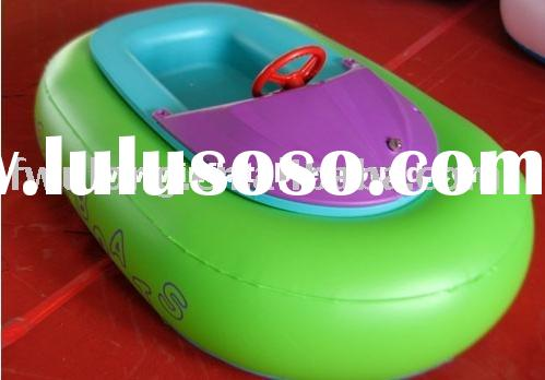 Battery Boat, bumper boat, inflatable boat, power boat, electric boat, aqua water boat, children boa