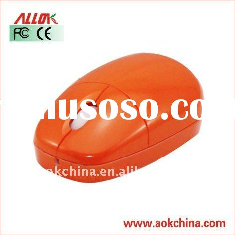 Beautiful 3D Optical USB Water Transfer Mouse