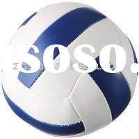 Blue and White Volleyball