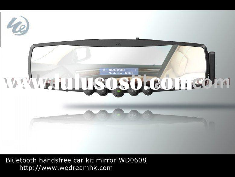 Bluetooth car kit rearview mirror WD0608