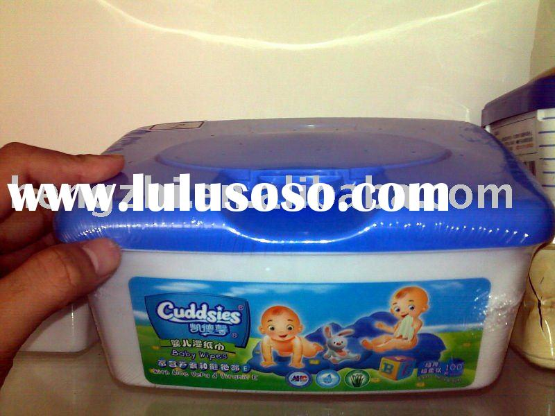 Boxed Baby Wipes/Adult Wet Wipes