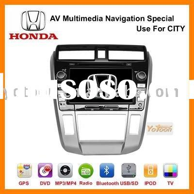 CAR DVD GPS Original Fit For Honda CITY