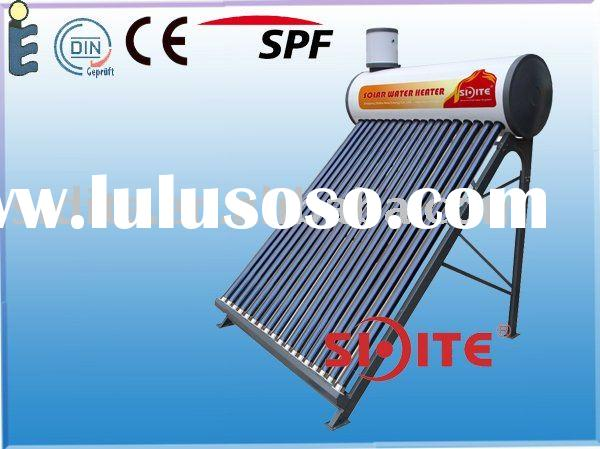 CE,with Sun-tank solar water heater