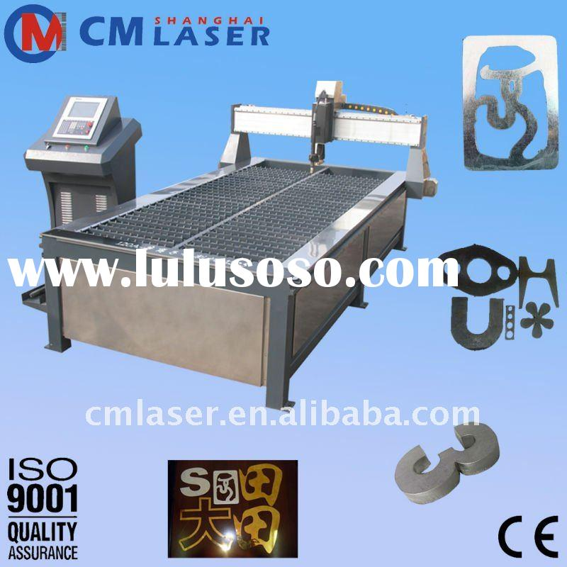 CNC Plasma Metal Cutting Machine,CNC Plasma Cutting Machine, Cut aluminium/steel/SS/iron/zinc machin