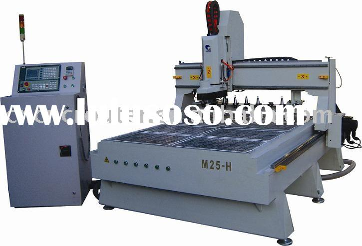 CNC Router M25H with Auto Tool Changer