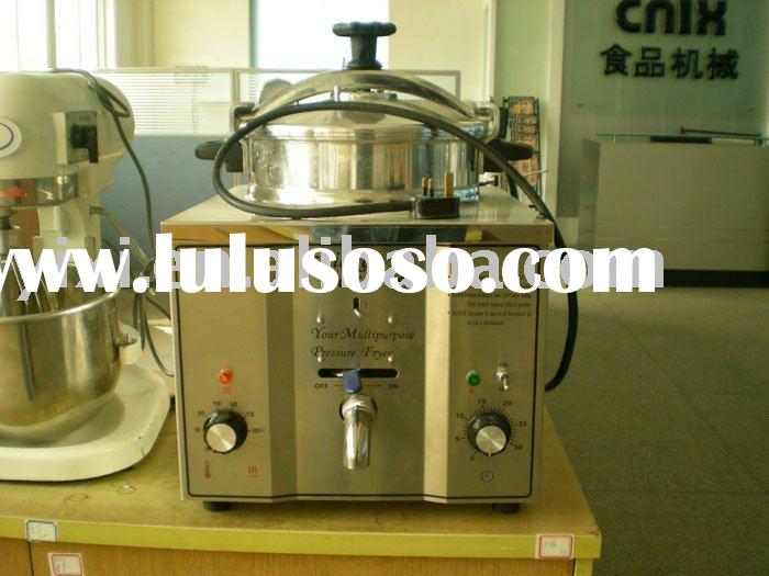 CNIX Electric Table Top Pressure Chicken Fryer MDXZ-25 (CE Approved) Manufacturer