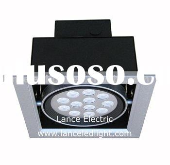 CREE LED grid light , ceiling triple grid led light . led triple grid ( LE-DL082-12W)