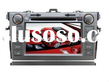 Car DVD Players Toyota Corolla 8 inch 2011