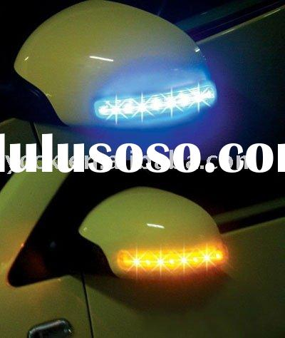 Car LED Mirror Light Soft Turn Lamp of Yellow and Blue,Soft Turn Light:FG-37