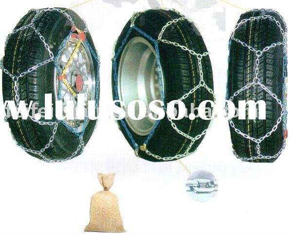 Car Snow Chains, Snow Chains for Car with TUV/GS and ONORM V51117