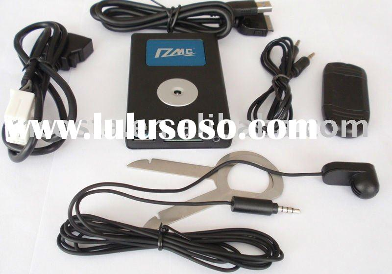Car USB interface with bluetooth