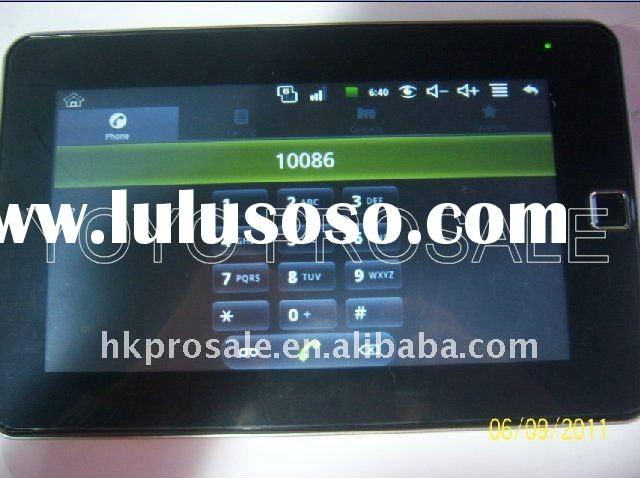Cheapest Phone Tablet Mobile MID. support GSM SIM card. Android 2.2 system 256MB 4GB
