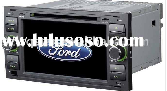 China 7''car DVD Old Ford Focus with GPS, bouetooth, RDS, TV, FM, USB, SD..ST-6505