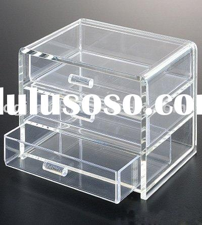 Clear Acrylic Jewelry Box