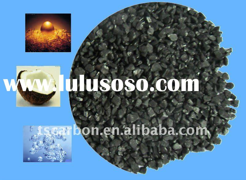 Coconut Shell-based Activated Carbon for Precious Metal Recovery