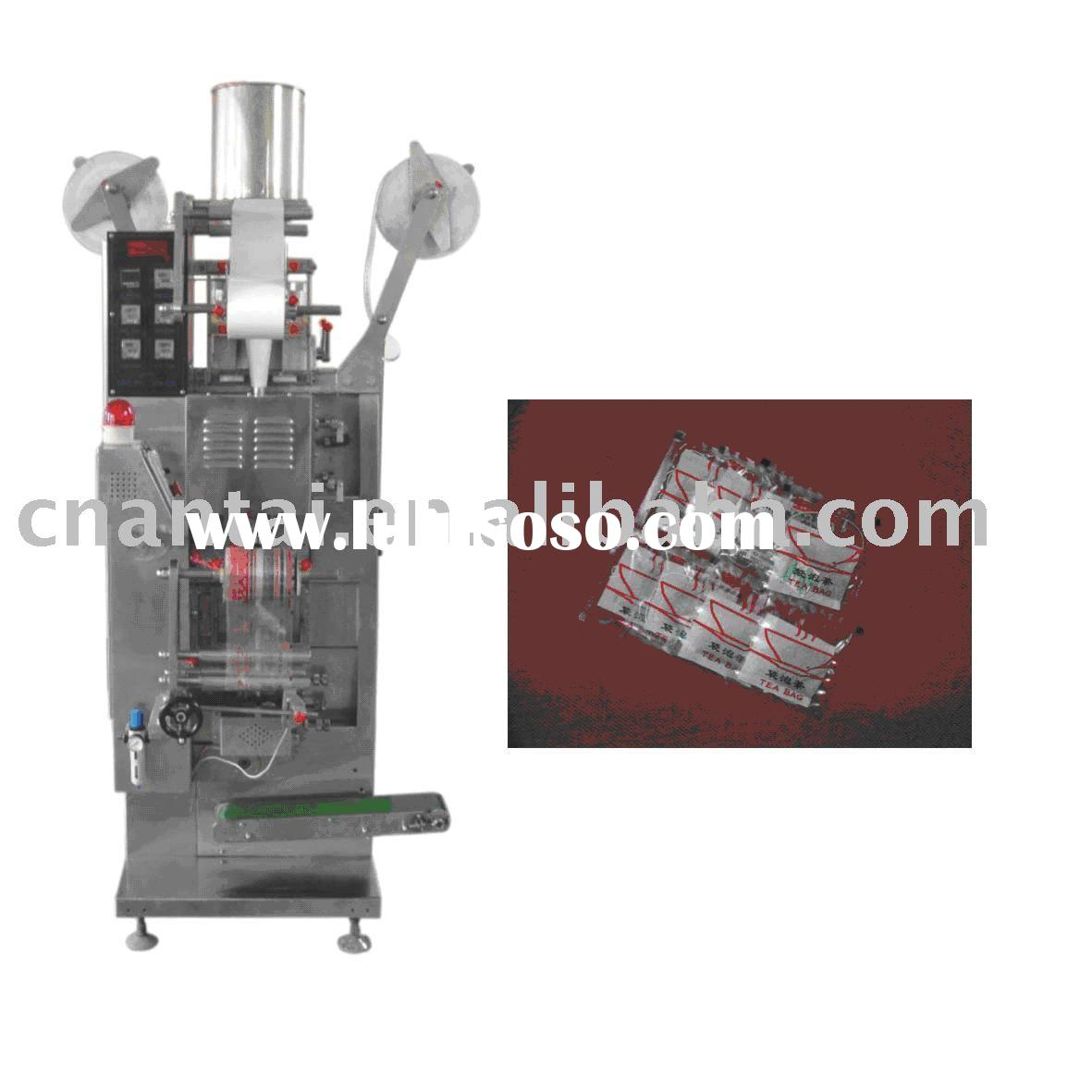 DXD.C-10I Automatic Tea bag Packing Machine With Thread, Tag and Envelope